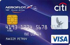 Кредитная Аэрофлот Ситибанка