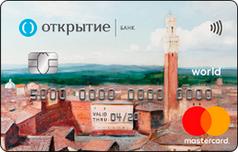 Кредитка Автокарта банка Открытие