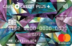 Кредитка Card Credit Plus+ Кредит Европа Банка