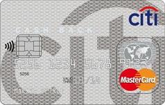 Кредитная Cash Back Ситибанка