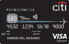 Кредитная PremierMiles Ситибанка