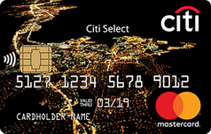 Кредитная Select Ситибанка