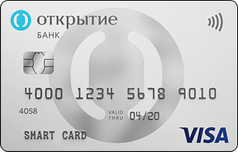 Кредитка Смарт банка Открытие