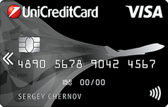 Кредитка Visa Air ЮниКредит Банка