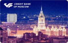 Кредитная с индивидуальным дизайном МКБ