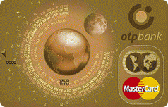 Кредитная карта MasterCard Gold ОТП