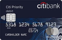 Дебетовая карта Citi Priority от Ситибанка