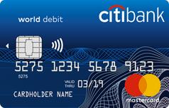 Дебетовая карта CitiOne от Ситибанка