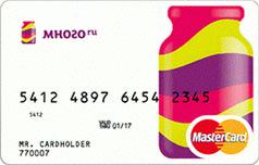 Дебетовая МногоРУ карта от банка Открытие