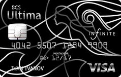 Дебетовая карта Виза Инфинит от БКС Банка