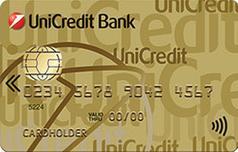 Дебетовые карты Голд от ЮниКредит Банка