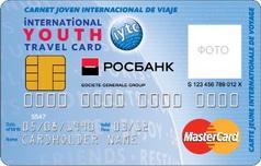 Дебетовая карта Mastercard Standart IYTC от Росбанка
