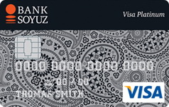 Кредитка Мой бонус банка Союз