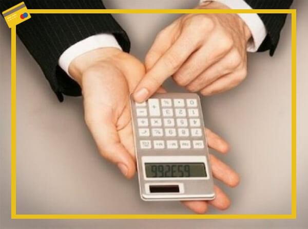 Расчет минимального платежа по кредитке